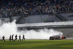 NASCAR: Luty 18 Daytona 500 fotografia stock