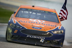 NASCAR: Am 5. März Falten der Ehre QuikTrip 500 Lizenzfreie Stockbilder