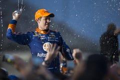 NASCAR: Am 5. März Falten der Ehre QuikTrip 500 Stockfoto