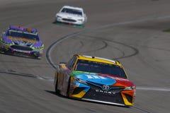 NASCAR: Am 12. März Kobalt 400 Lizenzfreies Stockbild