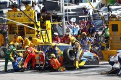 NASCAR: Am 12. März Kobalt 400 Lizenzfreie Stockfotos
