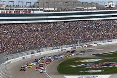 NASCAR: Am 12. März Kobalt 400 stockbilder