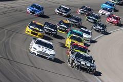 NASCAR:  Am 9. März Las Vegas Motor Speedway Lizenzfreie Stockfotos