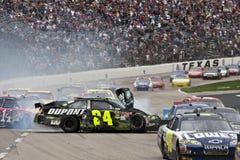 NASCAR: Móbil 500 de abril 19 Samsung fotos de stock