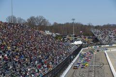 NASCAR: 26 maart STP 500 royalty-vrije stock fotografie