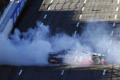 NASCAR: 26 maart STP 500 stock foto's