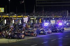 NASCAR: 28 maggio Hisense 4K TV 300 Fotografia Stock