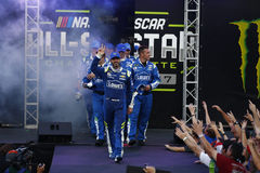 NASCAR: Am 20. Mai All-Star- Rennen der Monster-Energie-NASCAR Lizenzfreie Stockfotos