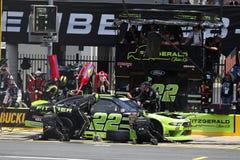 NASCAR: Am 26. Mai Alsco 300 Stockbilder