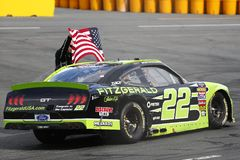 NASCAR: Am 26. Mai Alsco 300 Lizenzfreie Stockbilder
