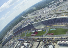 NASCAR: Am 24. Mai Coca Cola 600 Lizenzfreie Stockbilder