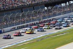 NASCAR : 7 mai GEICO 500 Photographie stock