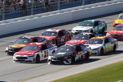 NASCAR : 7 mai GEICO 500 Photo stock