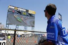 NASCAR : 7 mai GEICO 500 Photographie stock libre de droits