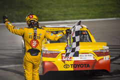 NASCAR : 7 mai GoBowling 400 Images stock