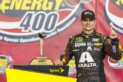 NASCAR: Am 10. Mai 5-stündige fördernde Spezialoperationen der Energie-400 Lizenzfreie Stockfotografie