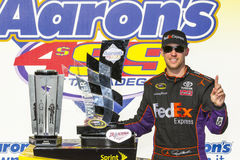 NASCAR: Maj 04 Aarons 499 Royaltyfri Foto