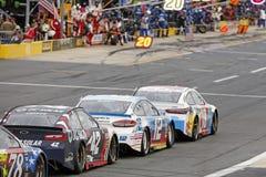 NASCAR: Maj 27 coca - cola 600 Arkivfoto