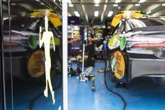 NASCAR: Maj 26 coca - cola 600 Arkivfoton