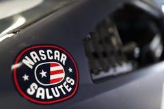NASCAR: Maj 24 coca - cola 600 Fotografering för Bildbyråer