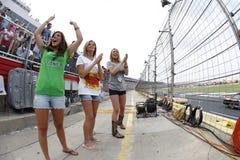 NASCAR: Maj 29 coca - cola 600 Royaltyfri Foto