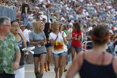 NASCAR: Maj 29 coca - cola 600 Arkivbilder