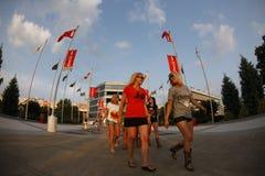 NASCAR: Maj 29 coca - cola 600 Royaltyfri Bild
