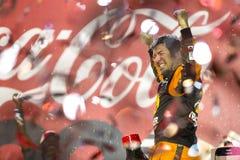 NASCAR: Maj 29 coca - cola 600 Arkivbild