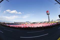 NASCAR: Maj 28 coca - cola 600 Fotografering för Bildbyråer