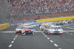 NASCAR: Maj 28 coca - cola 600 Arkivfoton