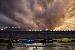 NASCAR: Maj 28 coca - cola 600 Arkivbilder