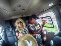 NASCAR: Maj 25 dubbel funktion Royaltyfri Fotografi