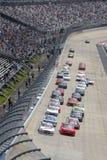 NASCAR: Maj 04 f?rbundna st?lbyggnader 200 royaltyfria foton