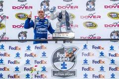 NASCAR: Maj 31 Fedex 400 talar dragande nytta autism Arkivbilder