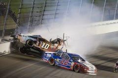 NASCAR: Maj 13 går bowla 400 Royaltyfria Foton