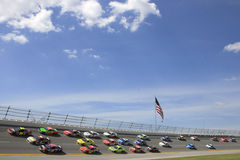 NASCAR: Maj 03 GEICO 500 Arkivbild