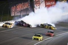 NASCAR: Maj 07 GoBowling com 400 Obrazy Stock