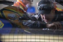 NASCAR: Maj 11 KC mästerverk 400 Arkivfoton