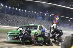 NASCAR: Maj 12 KC mästerverk 400 Royaltyfri Foto