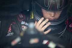 NASCAR: Maj 04 OneMain finansiella 200 royaltyfri foto