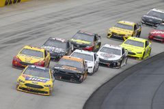 NASCAR: Maja 06 AAA 400 przejażdżka dla autyzmu Zdjęcie Stock