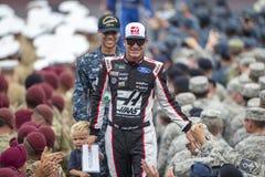 NASCAR: Maja 27 koka-kola 600 obraz stock