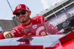 NASCAR: Maja 26 koka-kola 600 Obraz Stock