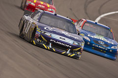 NASCAR:  Mar 06 Kobalt Tools 400 Royalty Free Stock Photo
