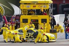 NASCAR:  Mar 06 Kobalt Tools 400 Royalty Free Stock Image