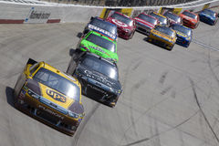 NASCAR:  Mar 20 Jeff Byrd 500 Royalty Free Stock Images