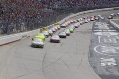 NASCAR:  Mar 20 Jeff Byrd 500 Royalty Free Stock Photo