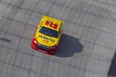 NASCAR:  Mar 20 Jeff Byrd 500 Stock Image