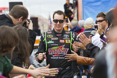 NASCAR:  Mar 27 Auto Club 400 Royalty Free Stock Photography