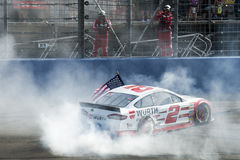 NASCAR:  Mar 22 Auto Club 400 Royalty Free Stock Images